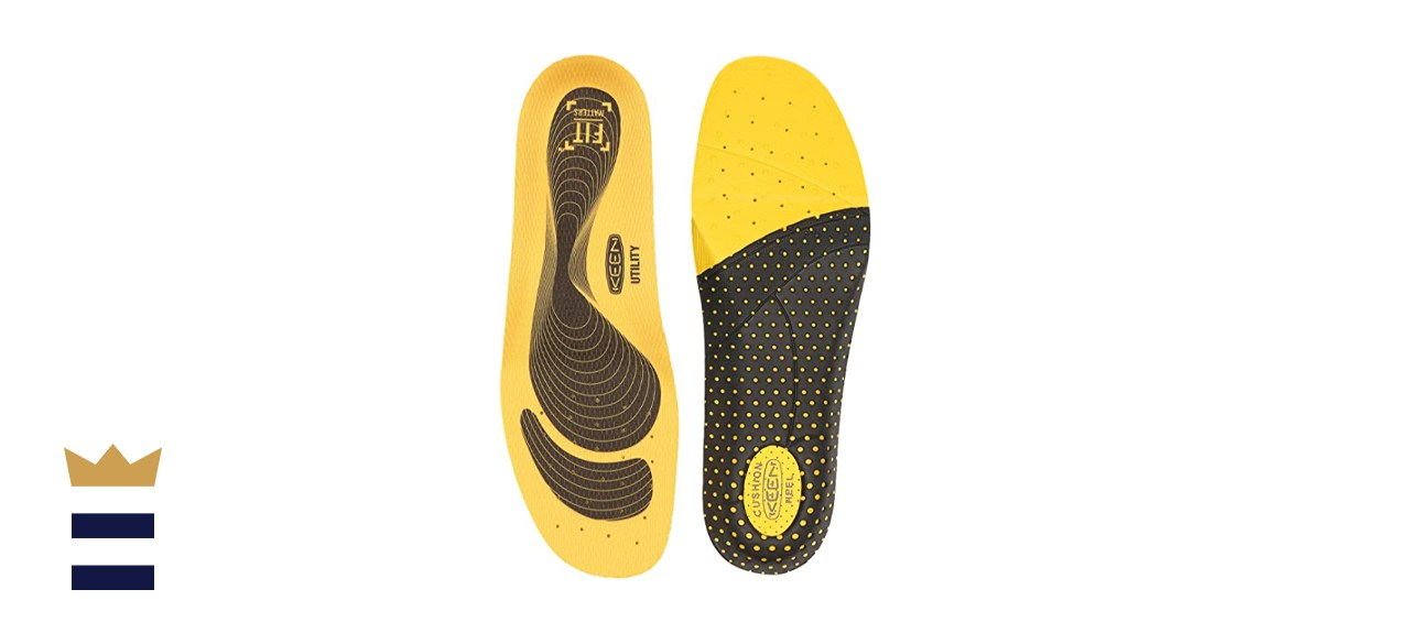 KEEN Utility Insole Replacement with Heel Pad