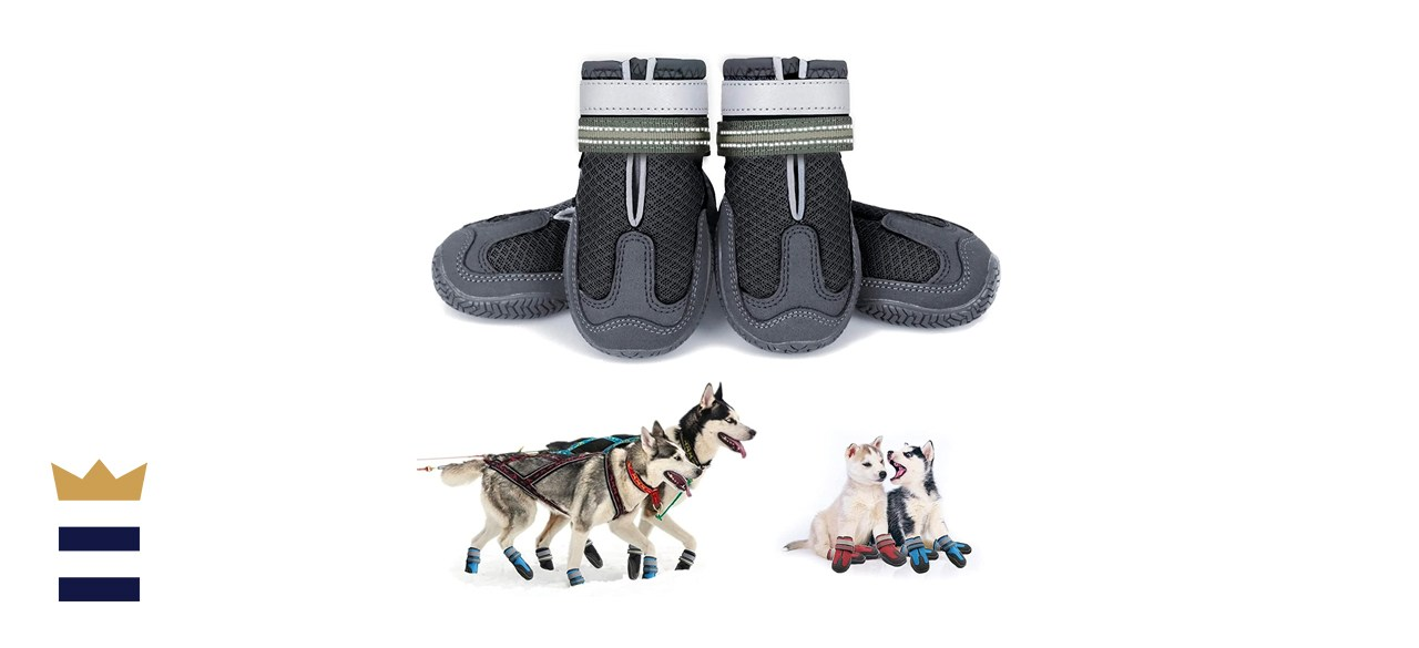 KEIYALOE Dog Shoes for Hot Pavement