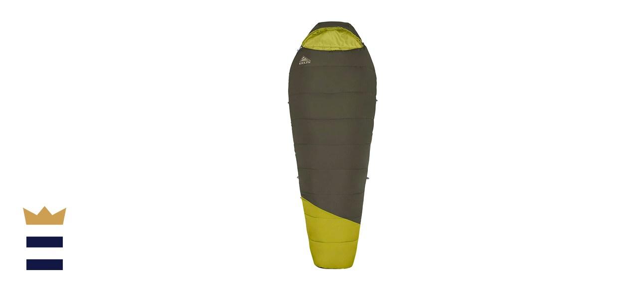 Kelty Mistral Sleeping Bag: 40 Fahrenheit Down