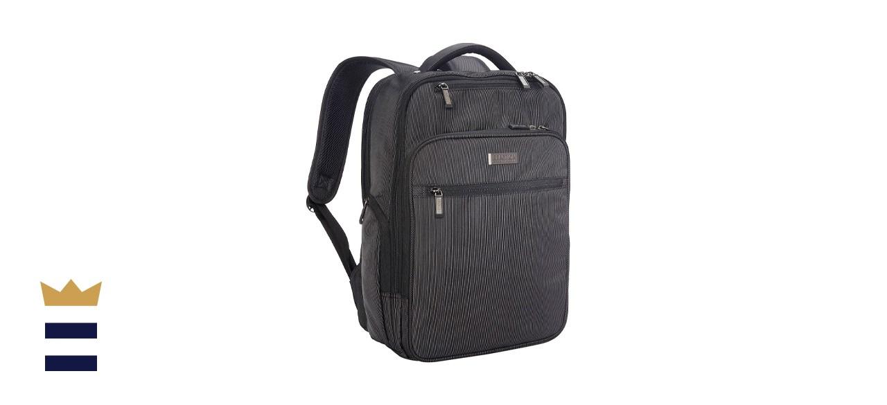 Kenneth Cole Reaction Brooklyn TSA Checkpoint-Friendly RFID Business Backpack