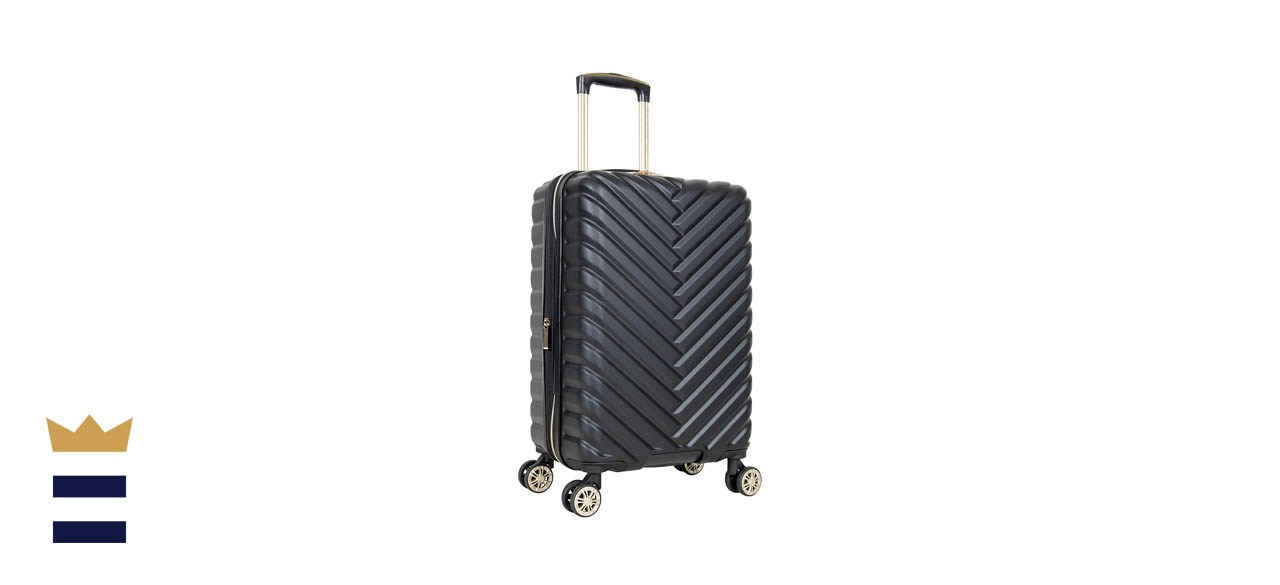 Kenneth Cole Reaction Madison Square Hardside Chevron Expandable Luggage