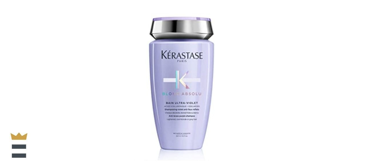 Kerastase Blond Absolu Bain Ultra-Violet Anti-Brass Purple Shampoo