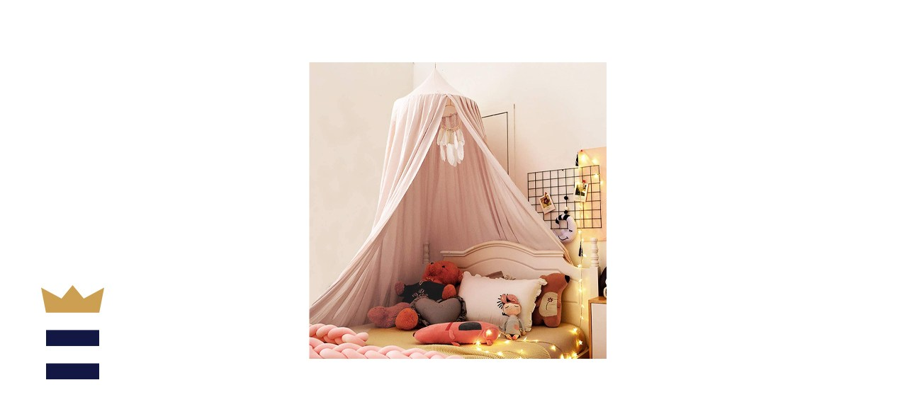 Kertnic Decor Canopy for Kids Bed