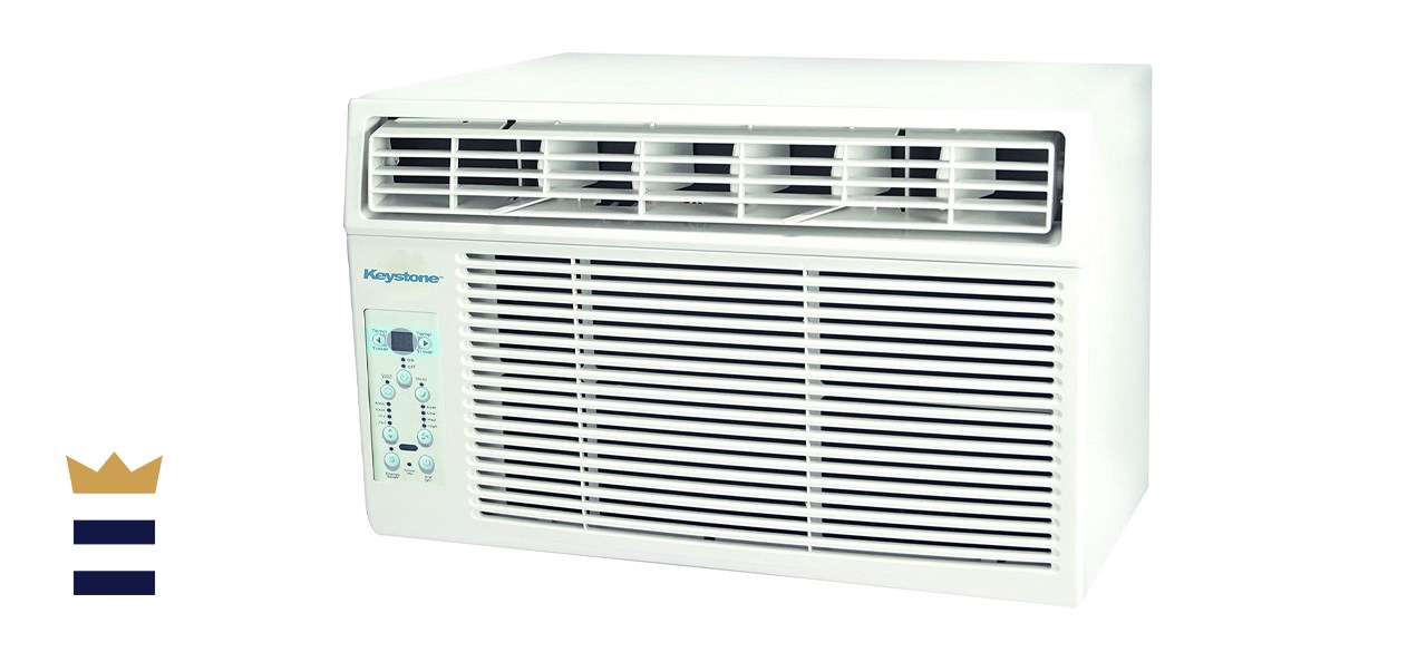 Keystone Energy Star 5,000 BTU Window-Mounted Air Conditioner