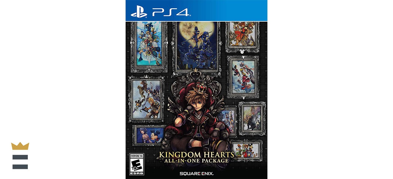 Kingdom Hearts: All-in-One Package (PlayStation 4)