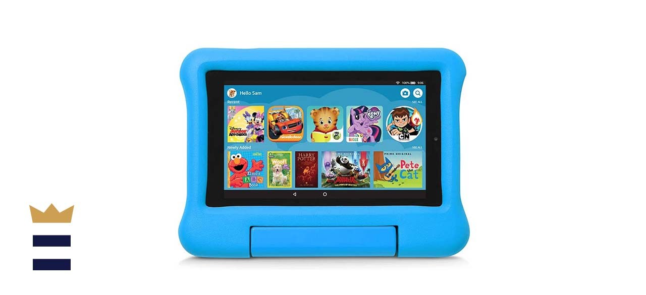 Kid-Proof Case for Fire 7 Tablet