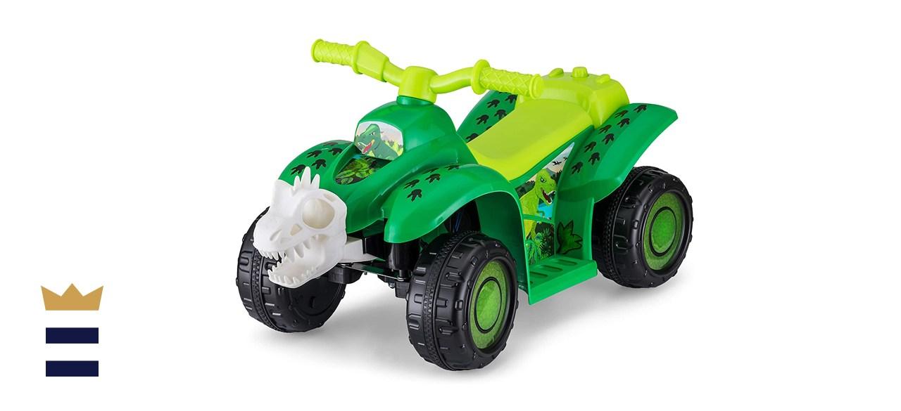 Kid Trax Toddler Dinosaur Quad Ride-On Toy