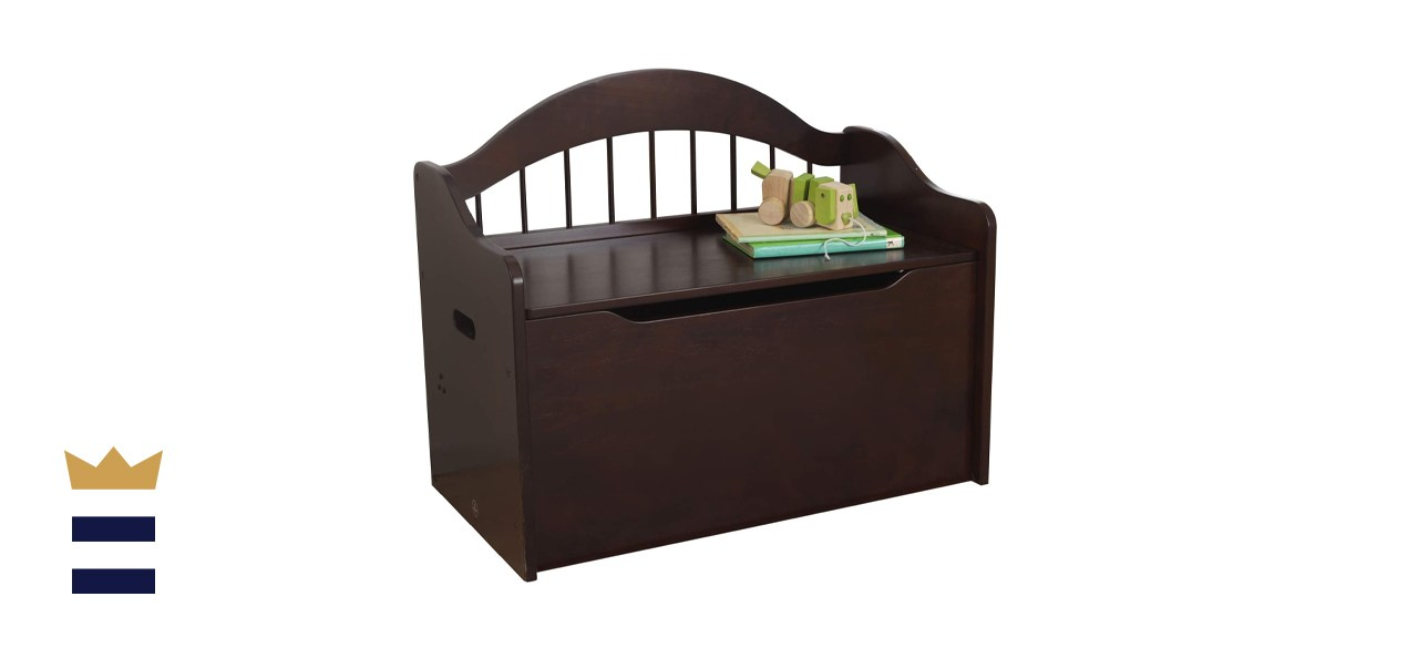 KidKraft Limited Edition Wooden Toy Box