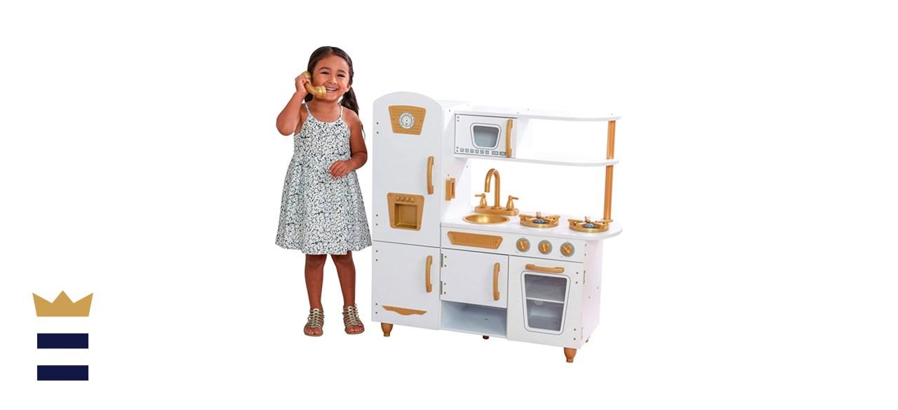 KidKraft Modern White Play Kitchen