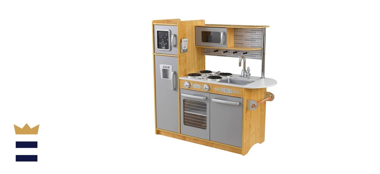 KidKraft Uptown Natural Wooden Play Kitchen