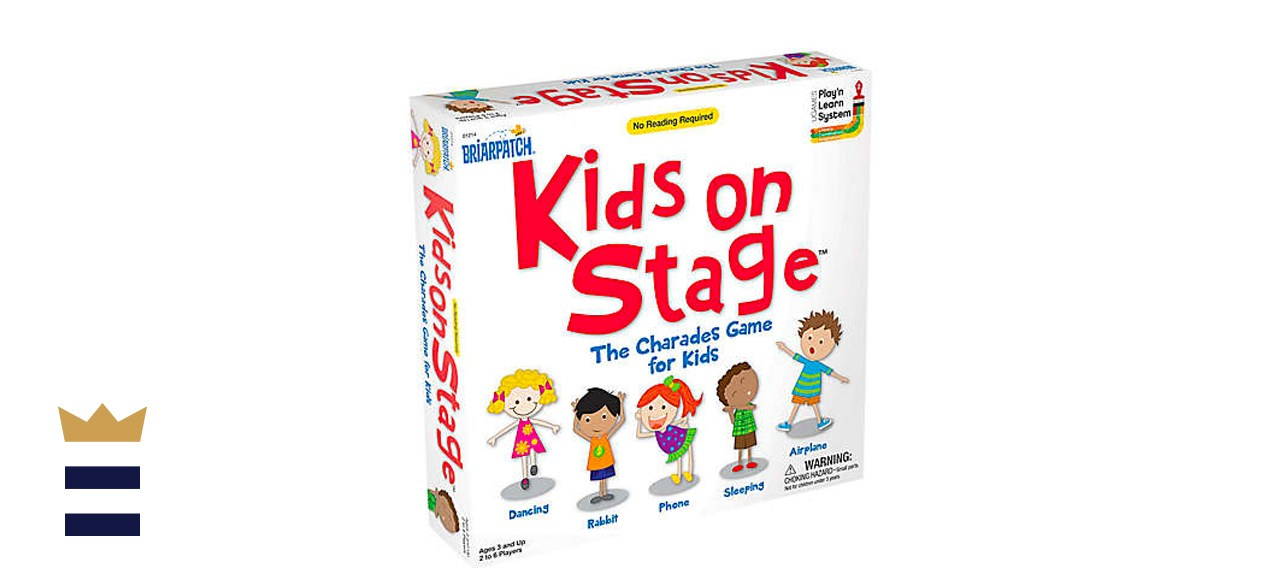 Kids on Stage, The Charades Game for Kids