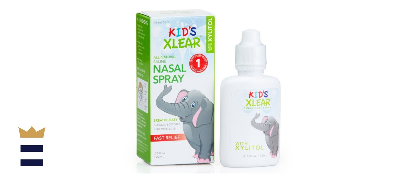Kid's Xlear Saline Nasal Spray