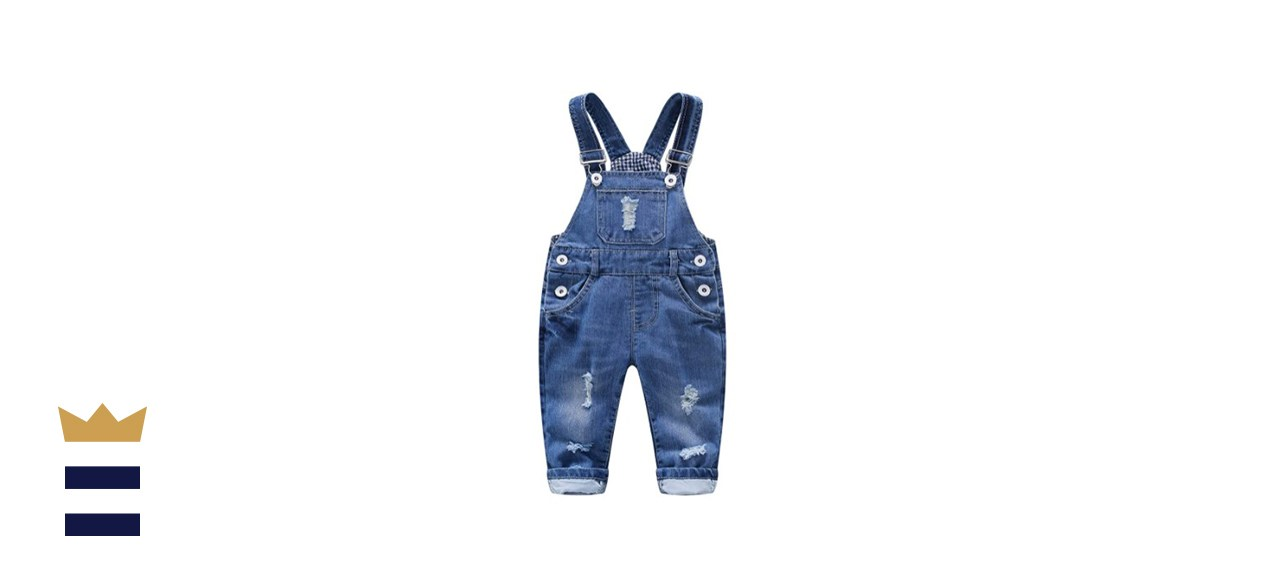 Kidscool Baby & Toddler Fashion Overalls