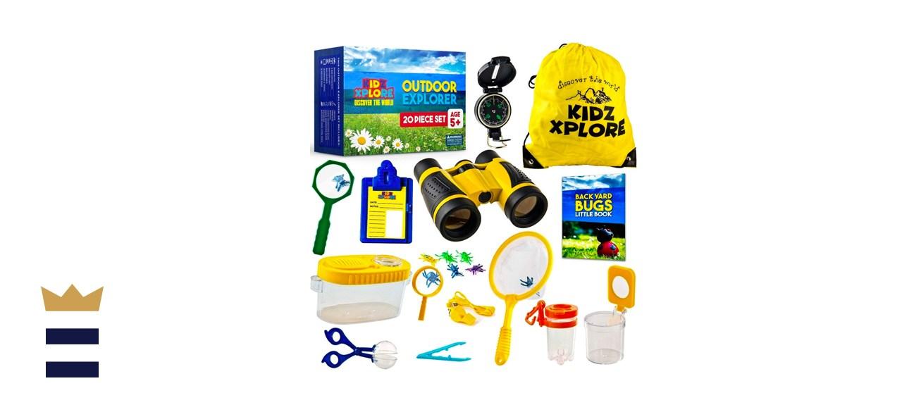 Kidz Xplore Outdoor Explorer Set
