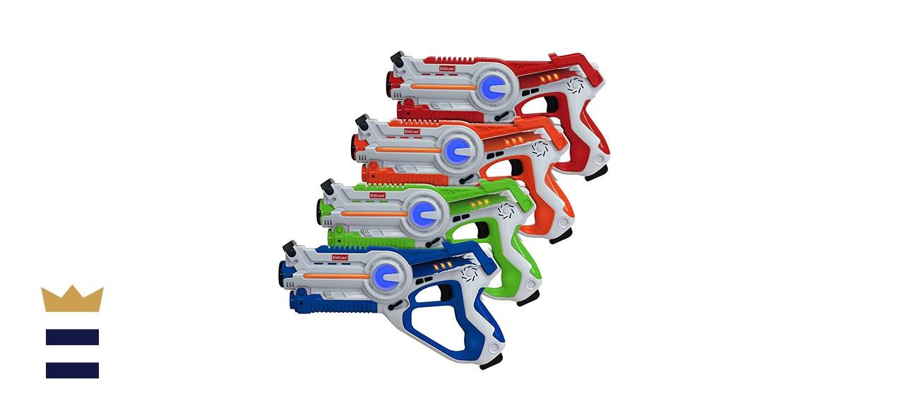 Kidzlane Laser Tag Guns Set of 4