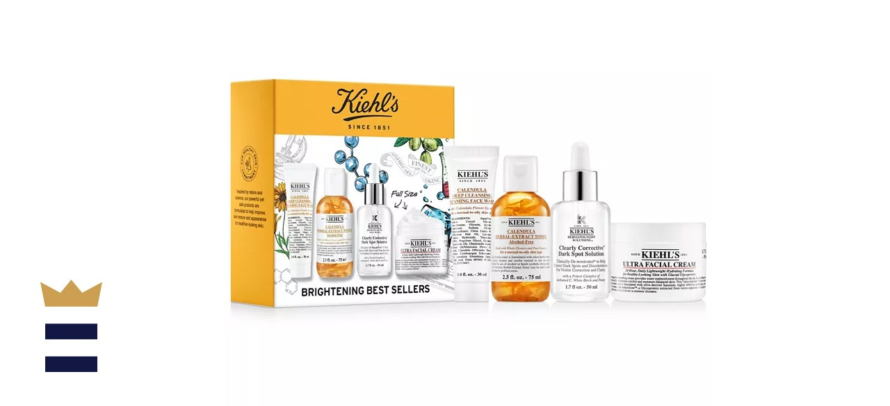 Kiehl's Since 1851 Brightening Best Sellers