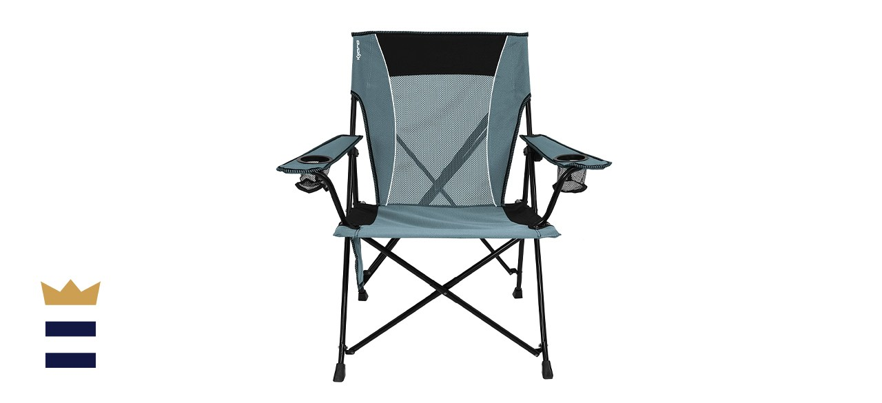Kijaro Dual Lock Portable Camping and Sports Chair