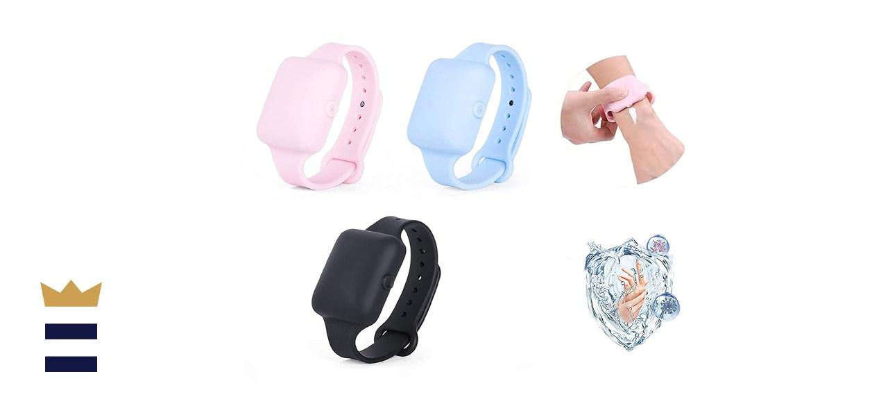 Kikiflower Hand Sanitizer Bracelet