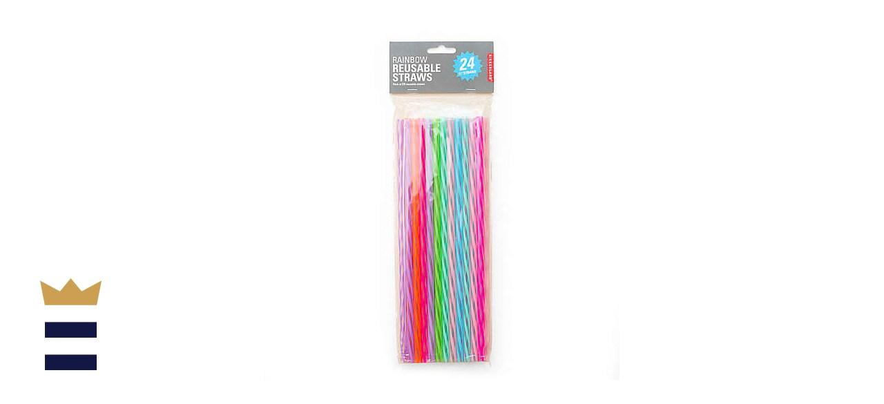 Kikkerland Reusable Straws