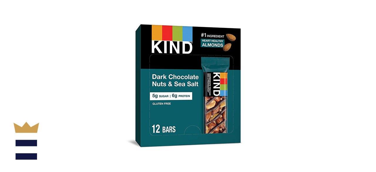 Kind's Dark Chocolate Nuts & Sea Salt Bars