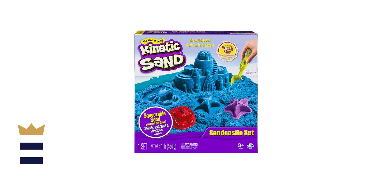 Kinetic Sand The One and Only Sandcastle Set