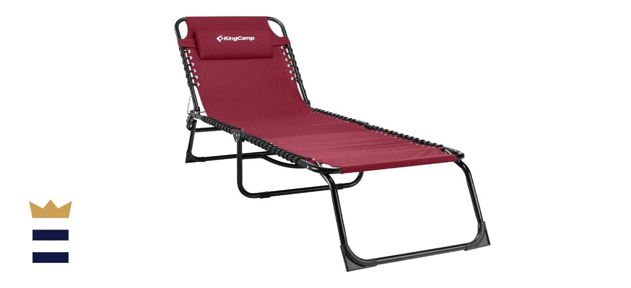 KingCamp Patio Lounge Chair