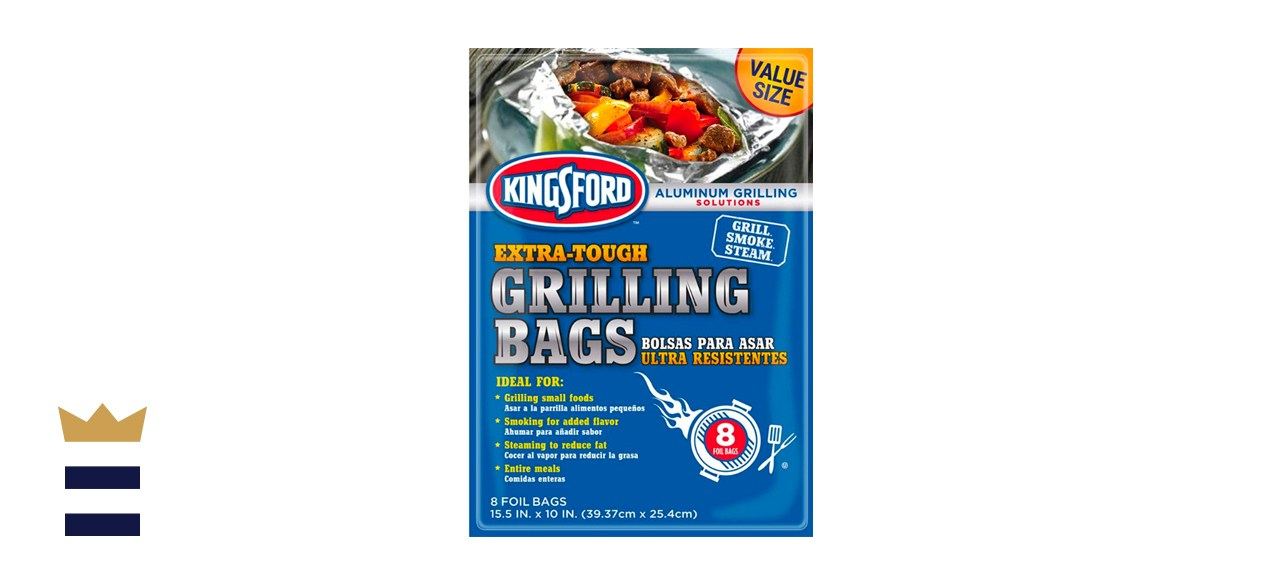 Kingsford Grilling Extra Tough Aluminum Grill Bags