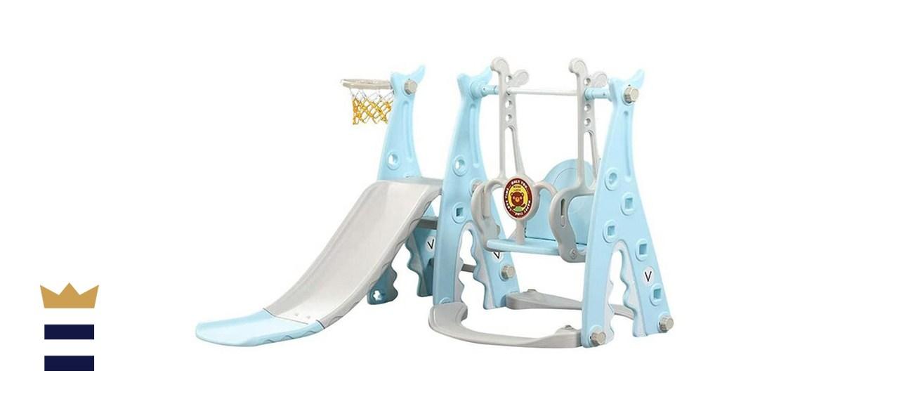 KingSo Indoor Kid Playground Climber