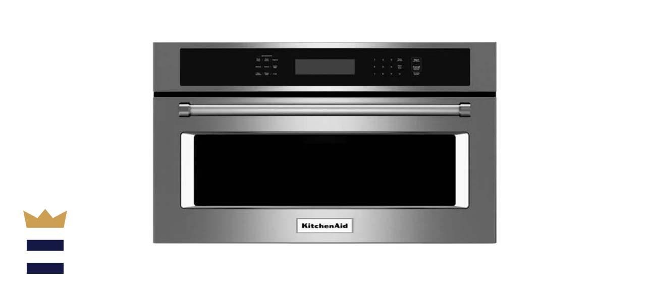 KitchenAid Built-in Microwave