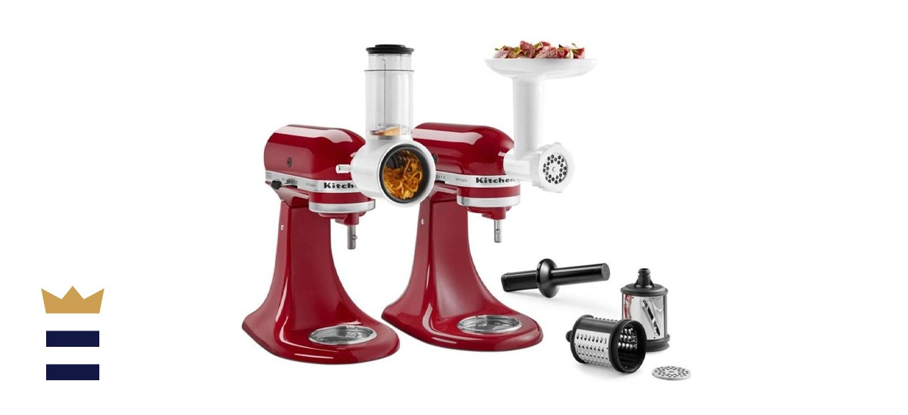 KitchenAid Food Stand Mixer with Attachment Set