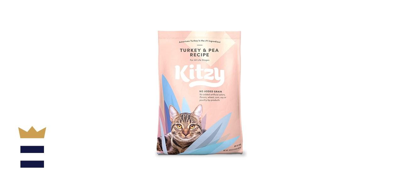 Kitzy Dry Cat Food