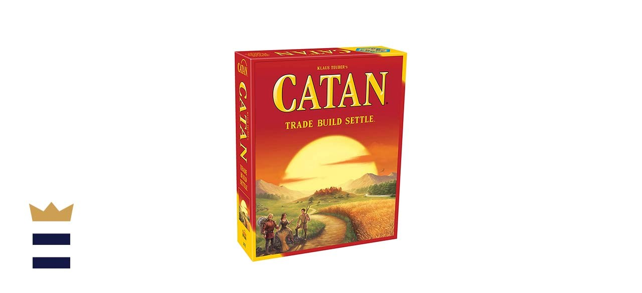 Klaus Teuber's Catan Board Game