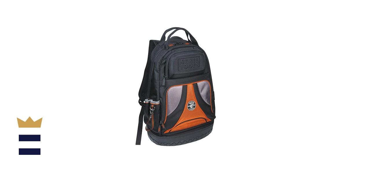 Klein Tools' Tradesman Pro Tool Organizer Backpack
