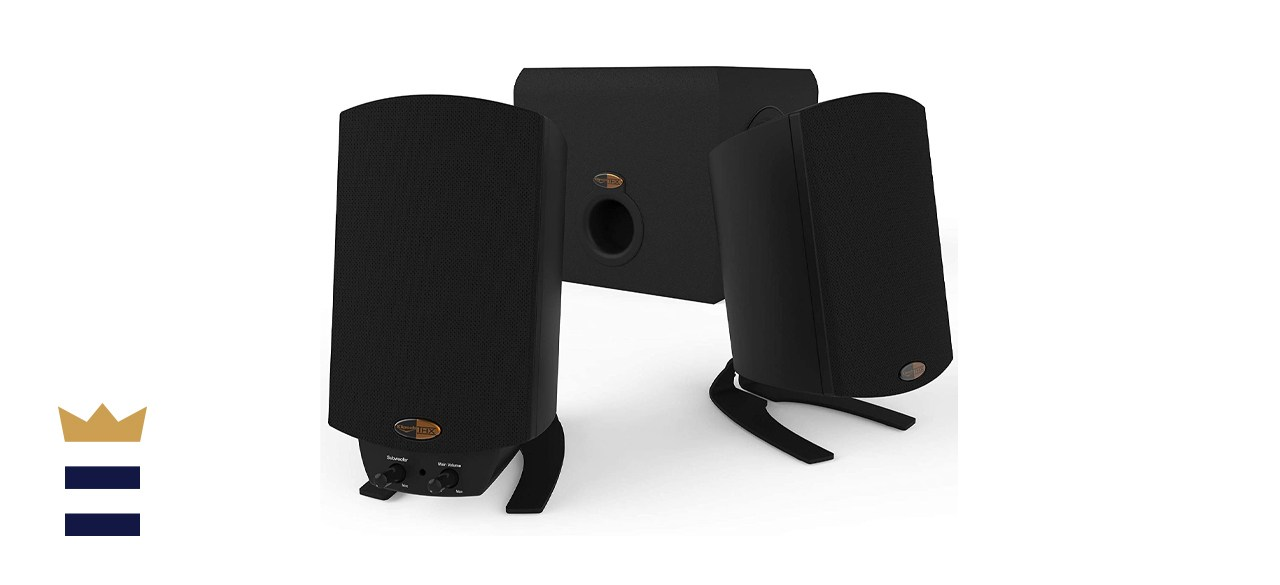 Klipsch Pro Media 2.1 Computer Speaker System