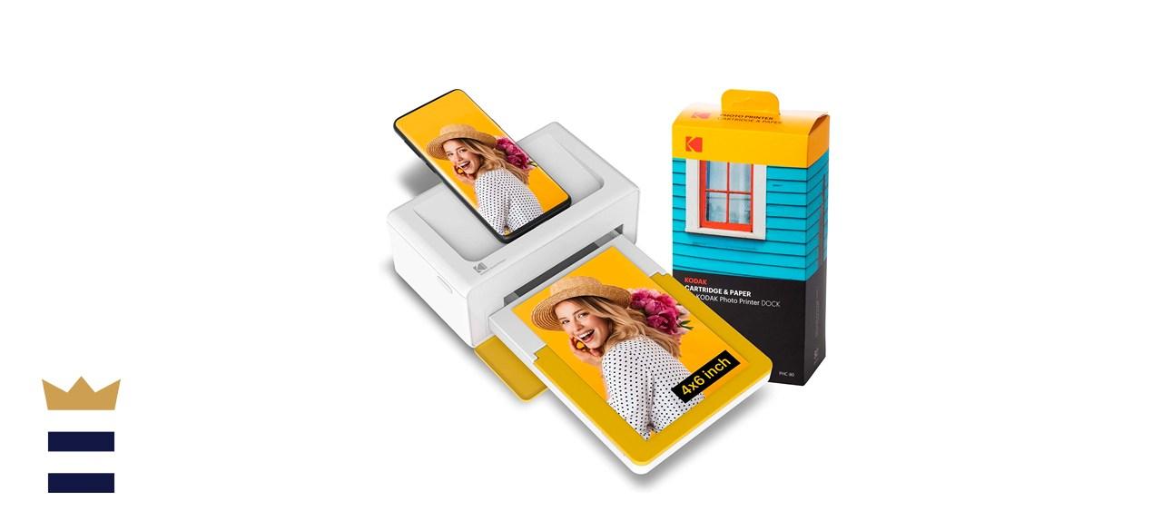 Kodak Dock Plus 4x6 Instant Photo Printer