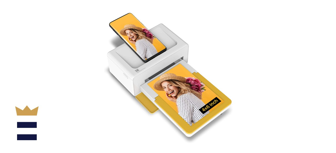 Kodak Dock Plus Portable Instant Photo Printer