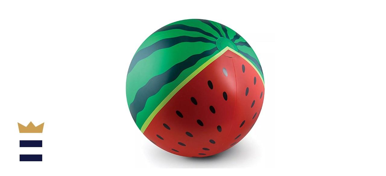 BigMouth Inc. Beach Ball Watermelon