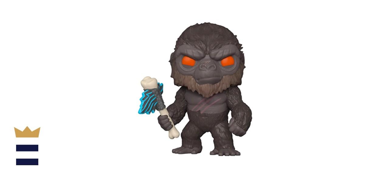 Kong with Axe