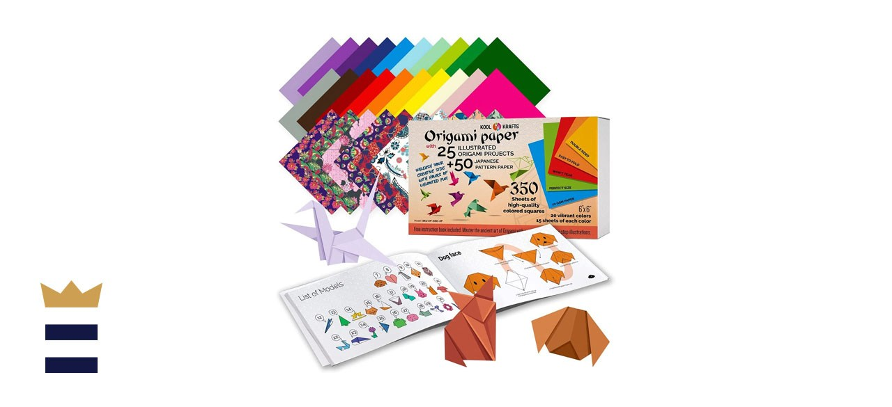 Kool Krafts Origami Paper Kit