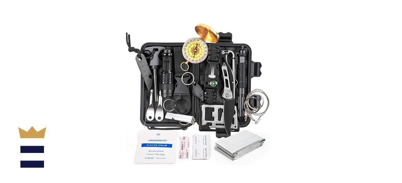 KOSIN Survival Gear and Equipment Emergency Survival Kit