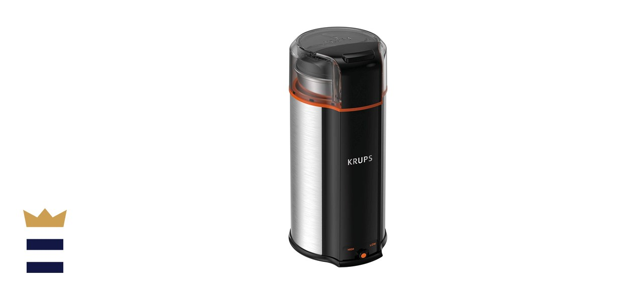 Krups Super Silent 3-in-1 Grinder