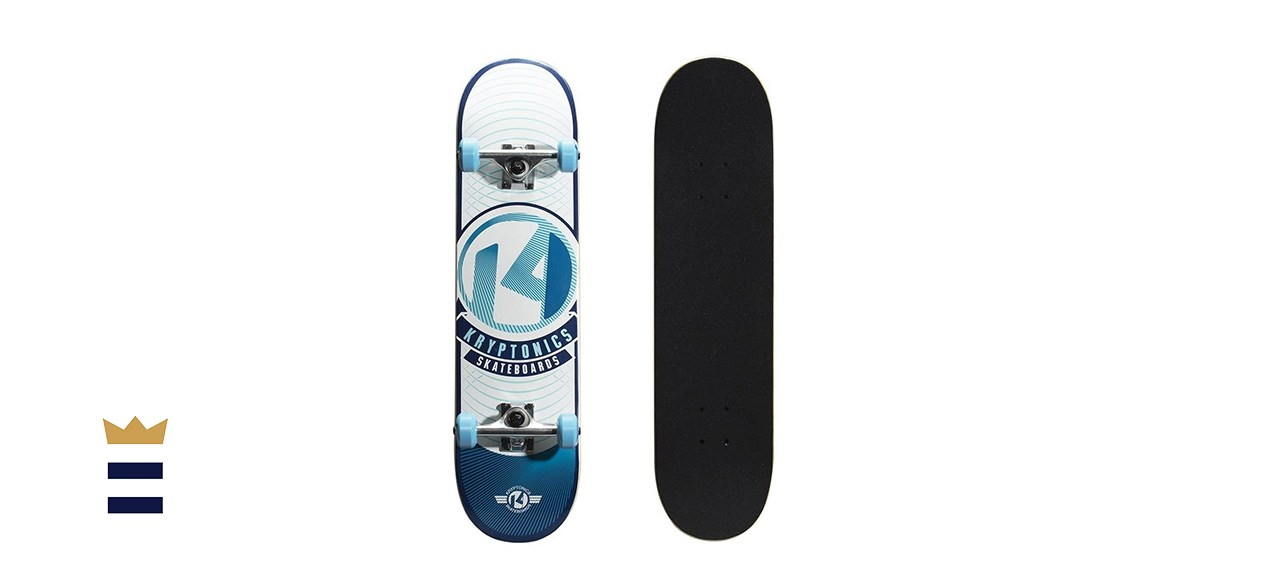 Kryptonics Pop Series 31-Inch Skateboard