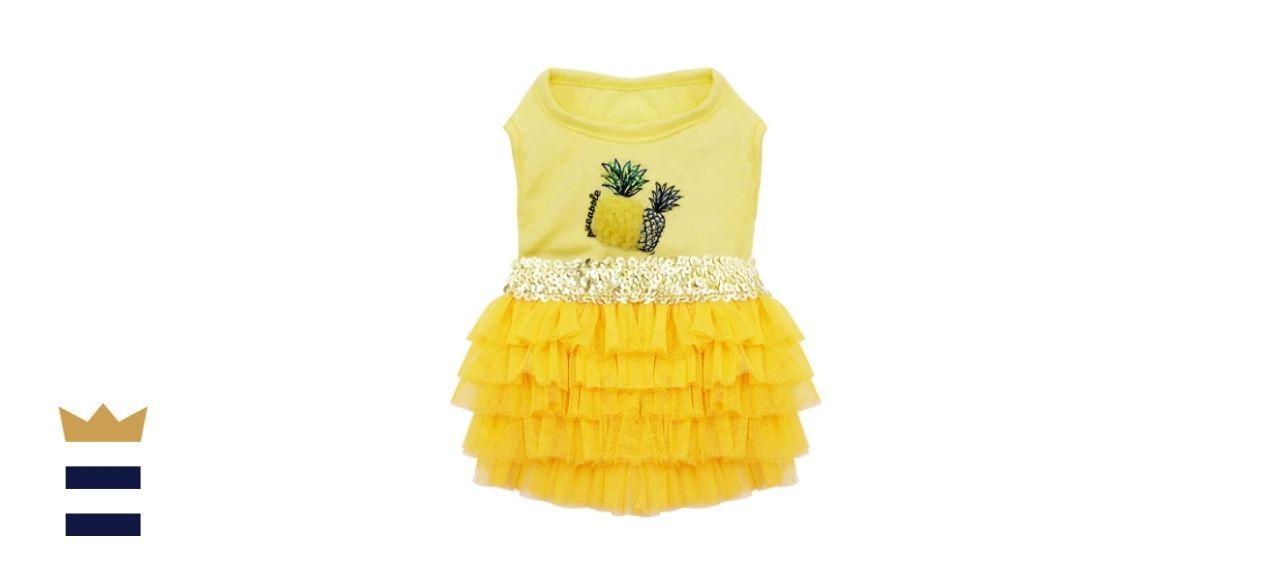 Kyeese Pineapple Dress