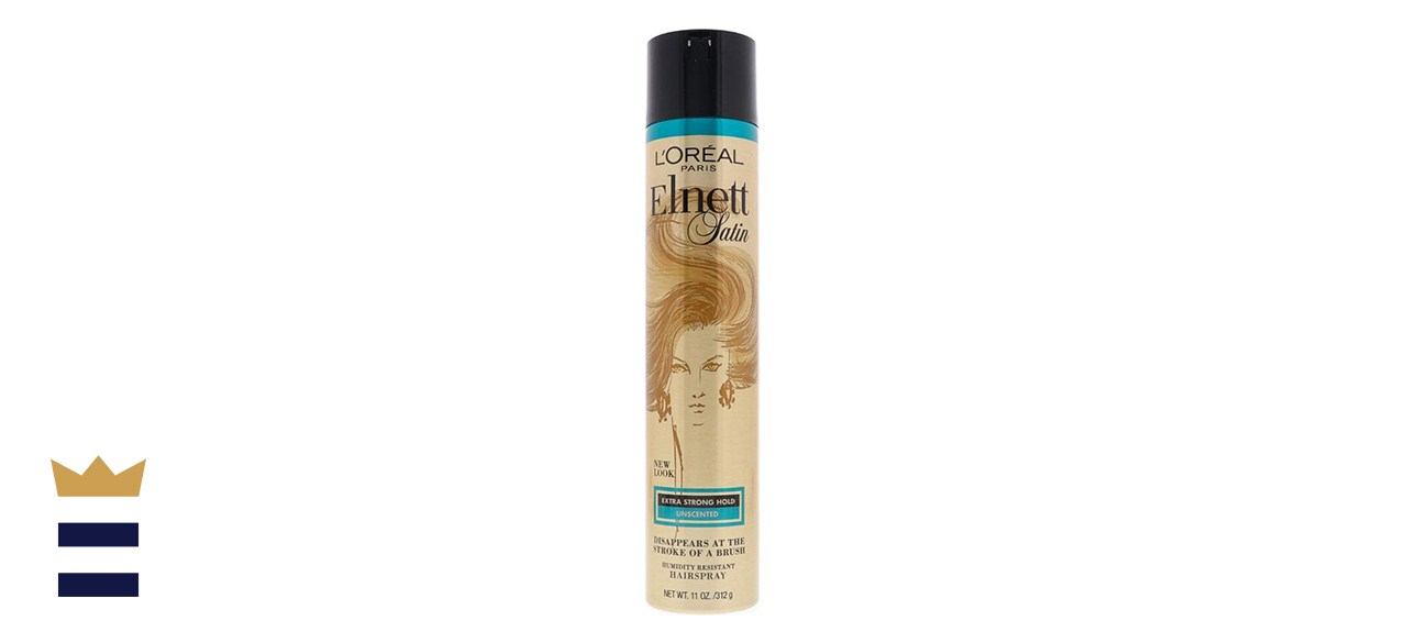 L'Oreal Elnett Satin Extra Strong Hold Hairspray