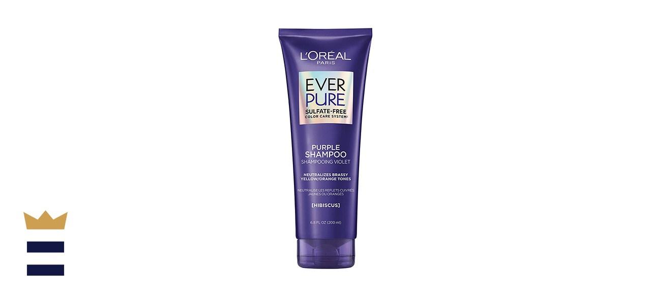 L'Oreal EverPure Sulfate-Free Purple Shampoo