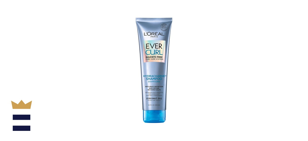 L'Oreal Paris EverCurl Sulfate Free Shampoo for Curly Hair