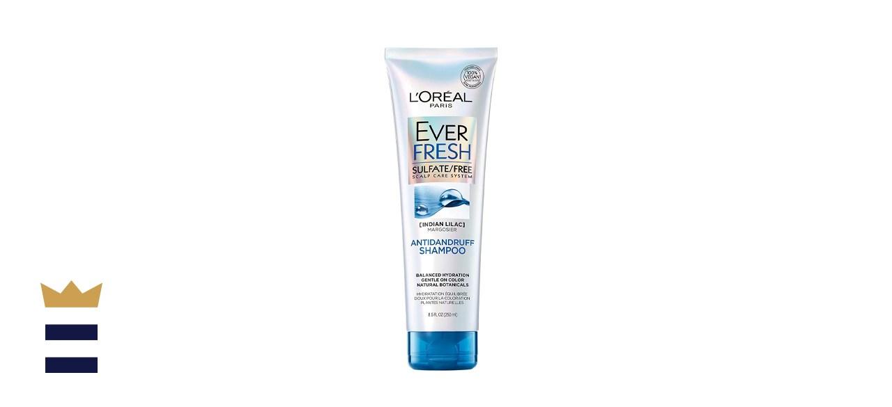 L'Oréal Paris EverFresh Anti-Dandruff Sulfate-Free Shampoo