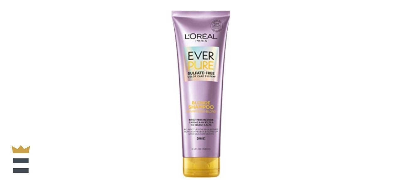 L'Oreal Paris EverPure Blonde Shampoo
