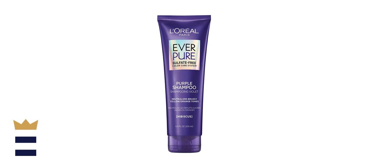 L'Oreal Paris EverPure Brass Toning Shampoo