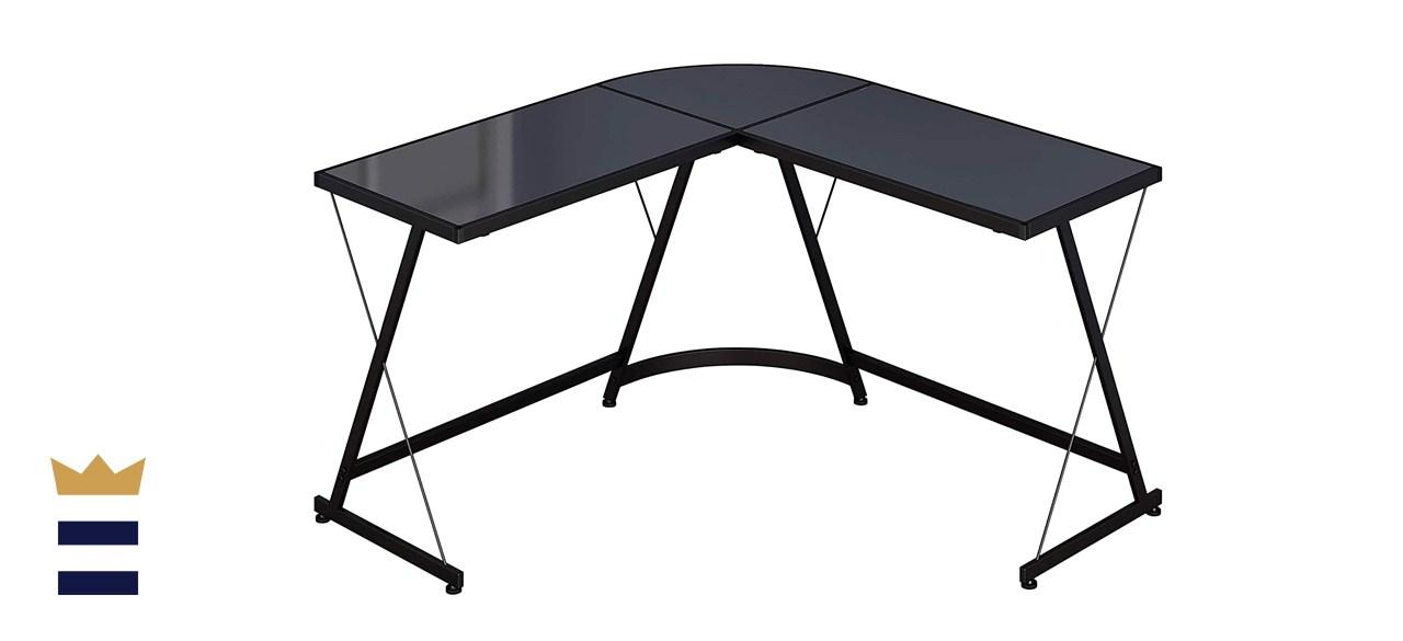 L-Shape Corner Desk Computer Gaming Desk Table